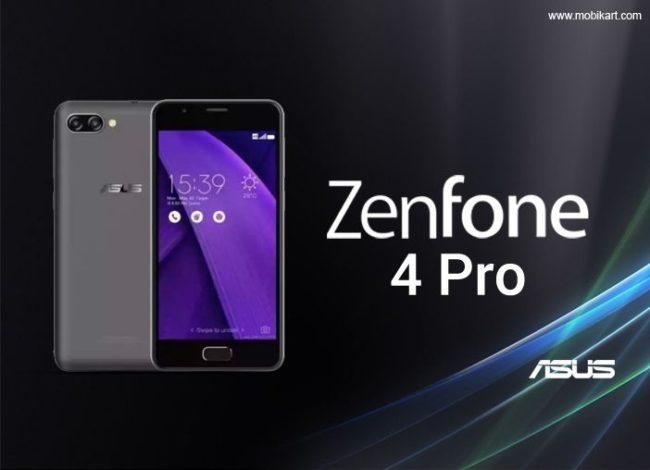 Asus Zenfone 4 Pro внешний вид