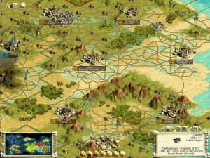 Civilization 3 (Цивилизация 3) для планшетов Android