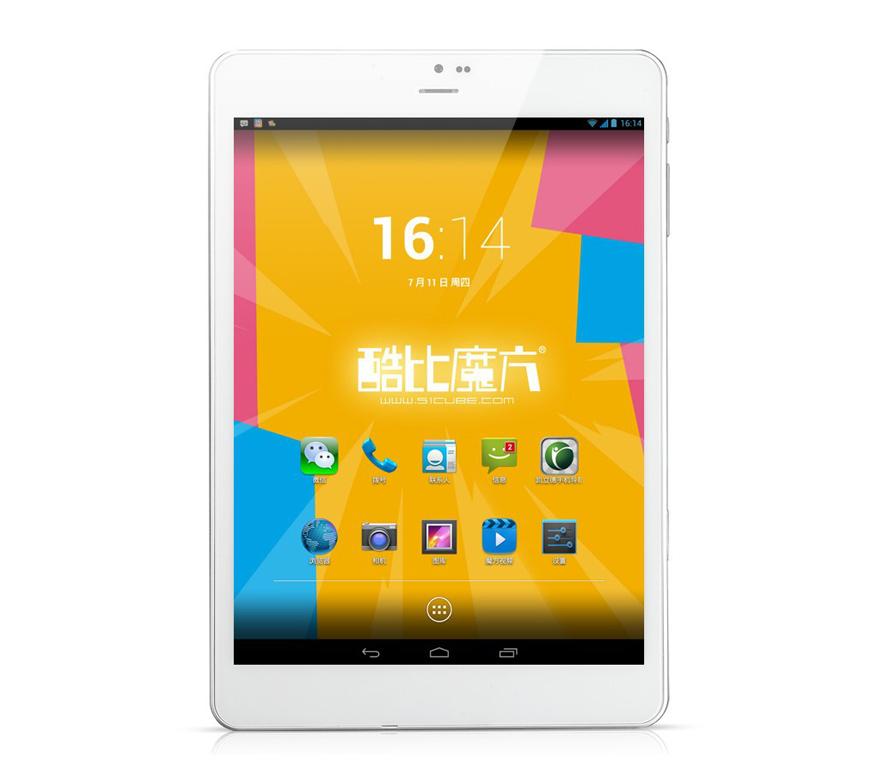 Cube U55GT Talk79 — обзор планшета + видео обзор