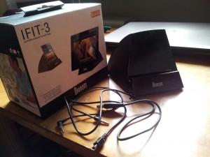 Divoom iFit-3 комплект поставки