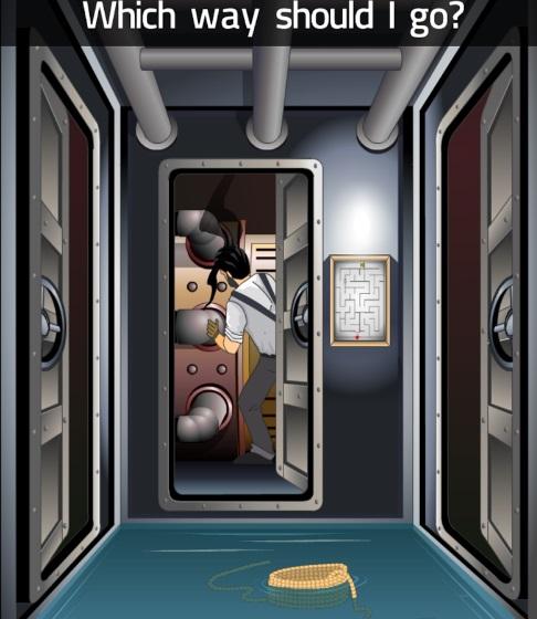 Побег: Корабль на Андроид