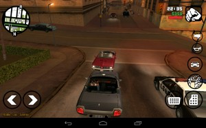 Grand Theft Auto San Andreas для планшетов Android