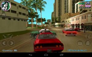 Grand Theft Auto Vice City для планшетов на Android