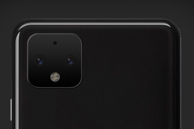 Google Pixel 4 основная камера