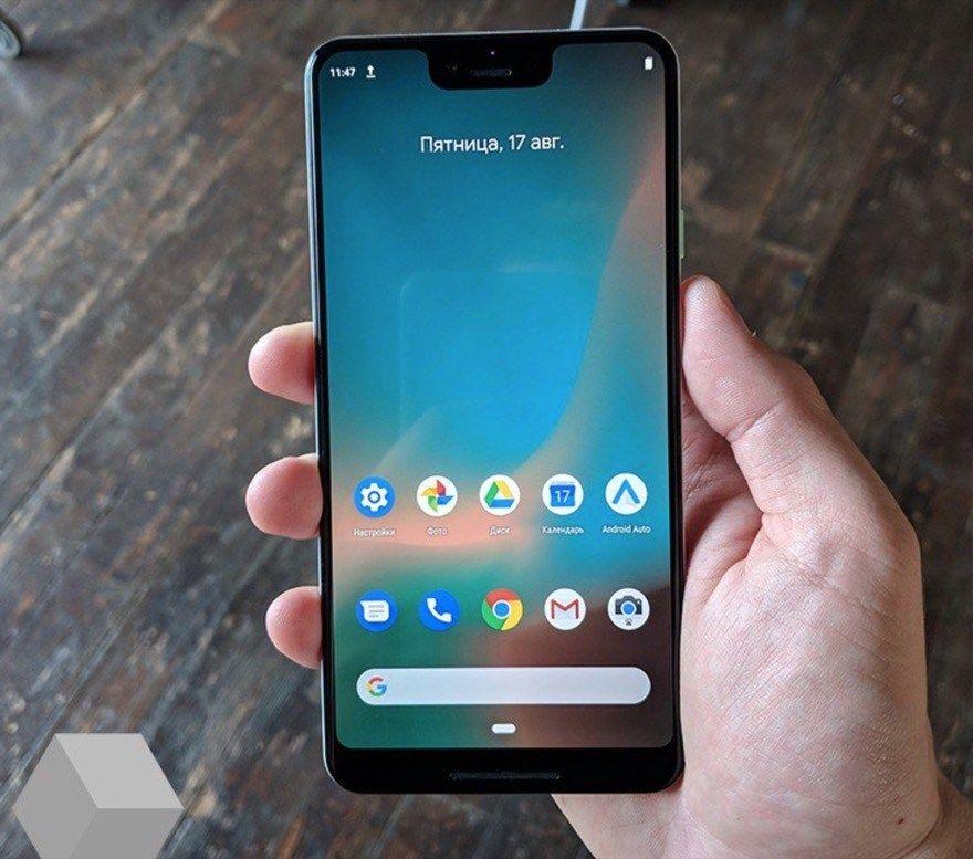 Смартфоны Google Pixel 3 и Google Pixel 3 XL  — дата выхода, обзор