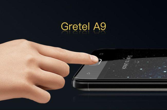 Gretel A9 внешний вид
