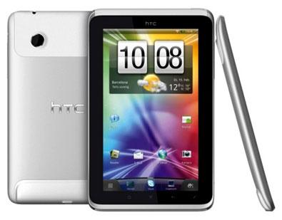 HTC Flyer P510e — обзор планшета и видео обзор