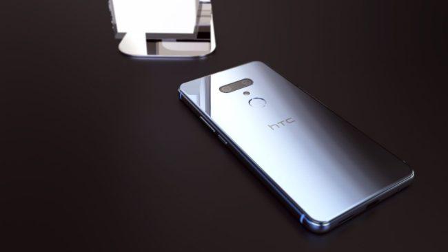 HTC U12 Plus дизайн