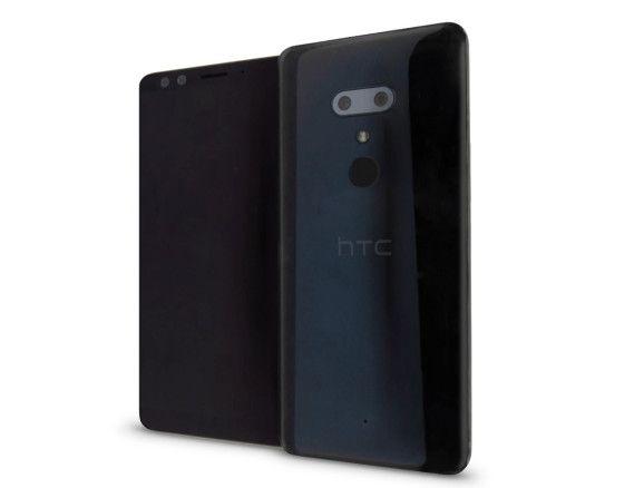 HTC U12 Plus камера