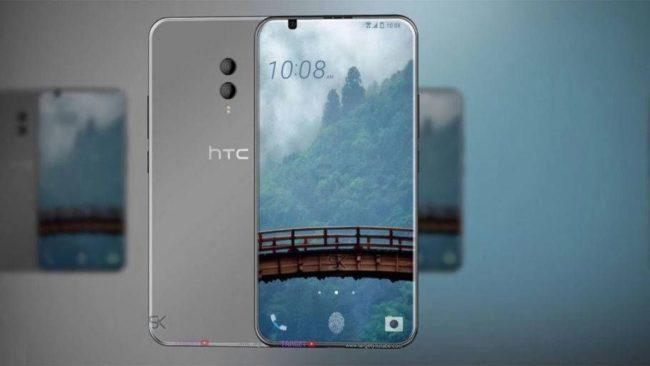 HTC U12 Plus экран