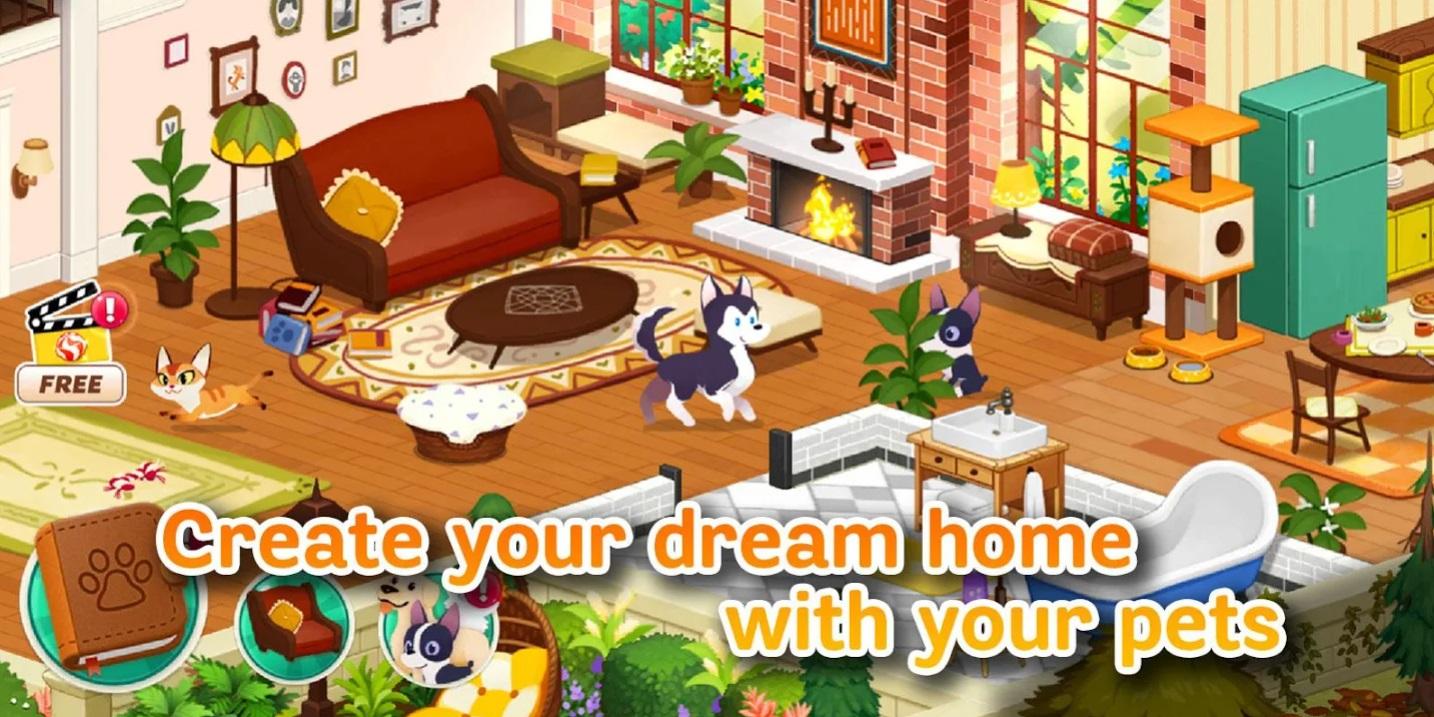 Hellopet House на Андроид