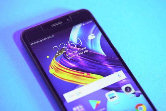Huawei Honor 6C Pro экран