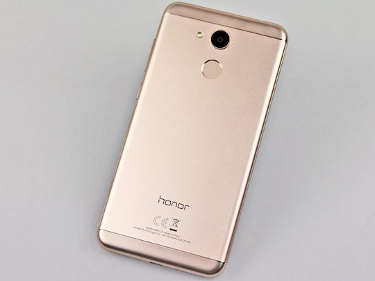 Huawei Honor 6C Pro камера