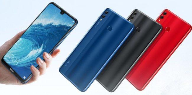 телефон Huawei Honor 8X