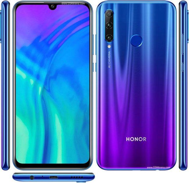 телефон Honor 20 Lite