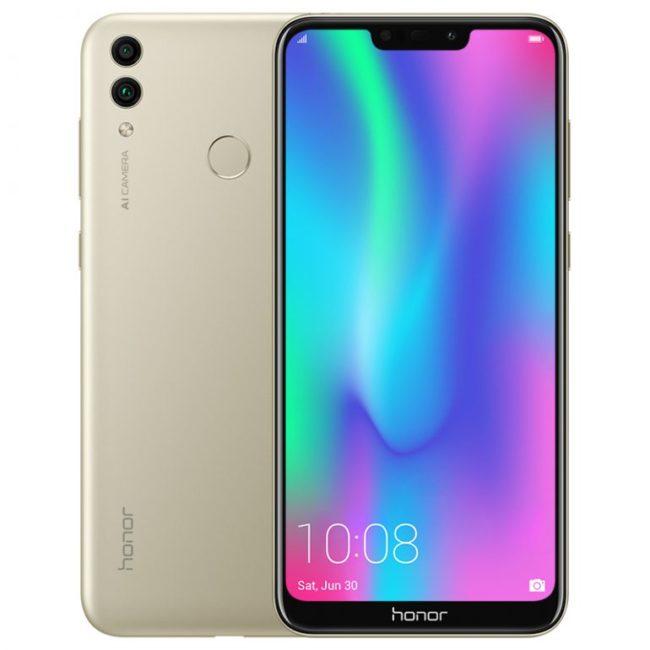Huawei Honor 8C камеры