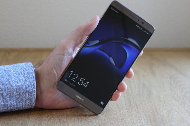 Смартфон Huawei Mate 10 — дата выхода, обзор