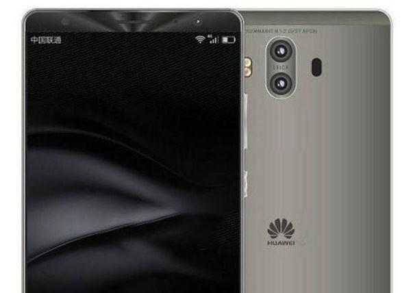 Huawei Mate 10 камера