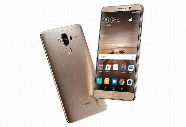Huawei Mate 10 экран