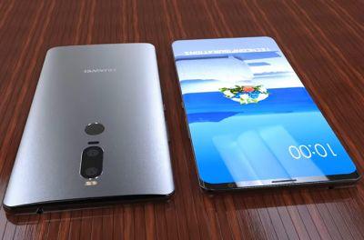 Huawei Mate 10 внешний вид