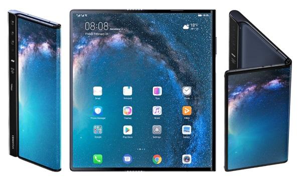 смартфон Huawei Mate X