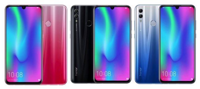 телефон Huawei Honor 10 Lite