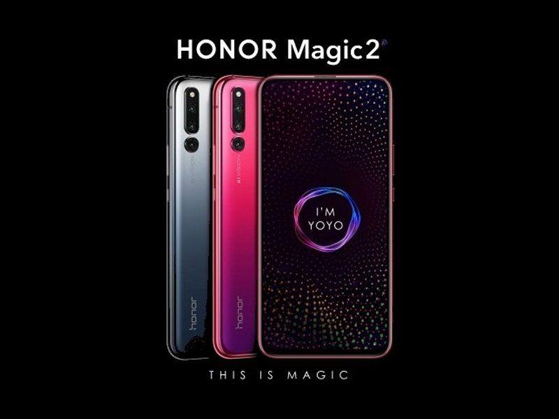 Смартфон Huawei Honor Magic 2 — дата выхода, обзор