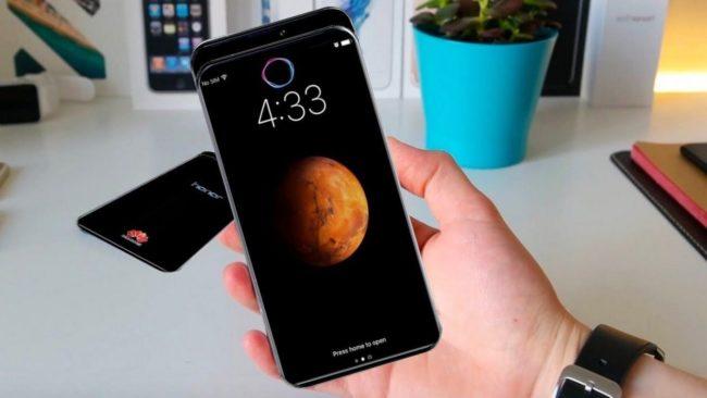 Huawei Honor Magic 2 экран