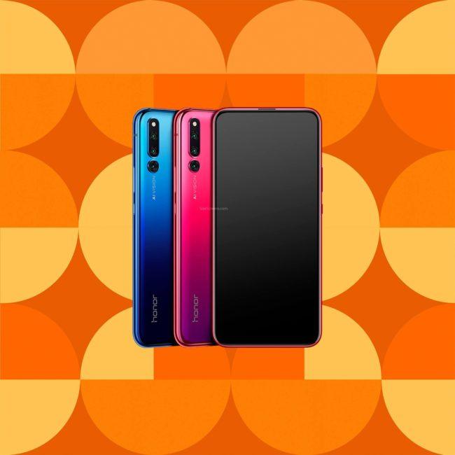 телефон Huawei Honor Magic 2