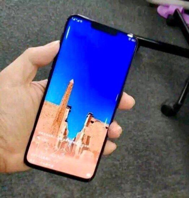 Huawei Mate 20 дизайн