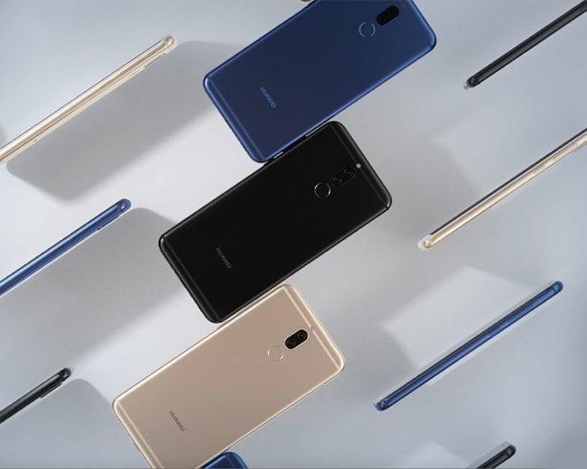 Huawei Nova 2i дизайн