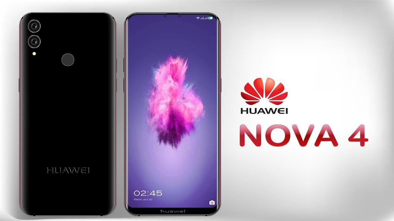Смартфон Huawei Nova 4 — дата выхода, обзор