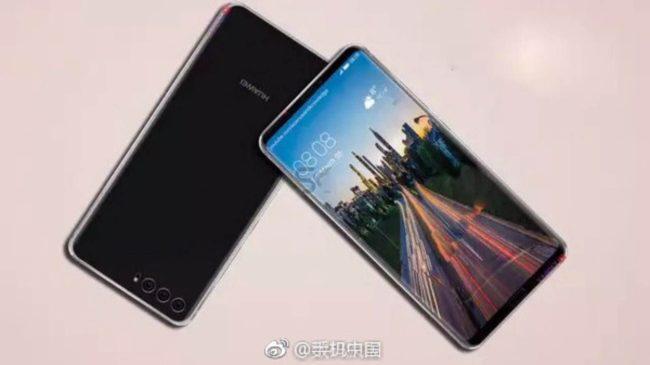 Huawei P20 внешний вид