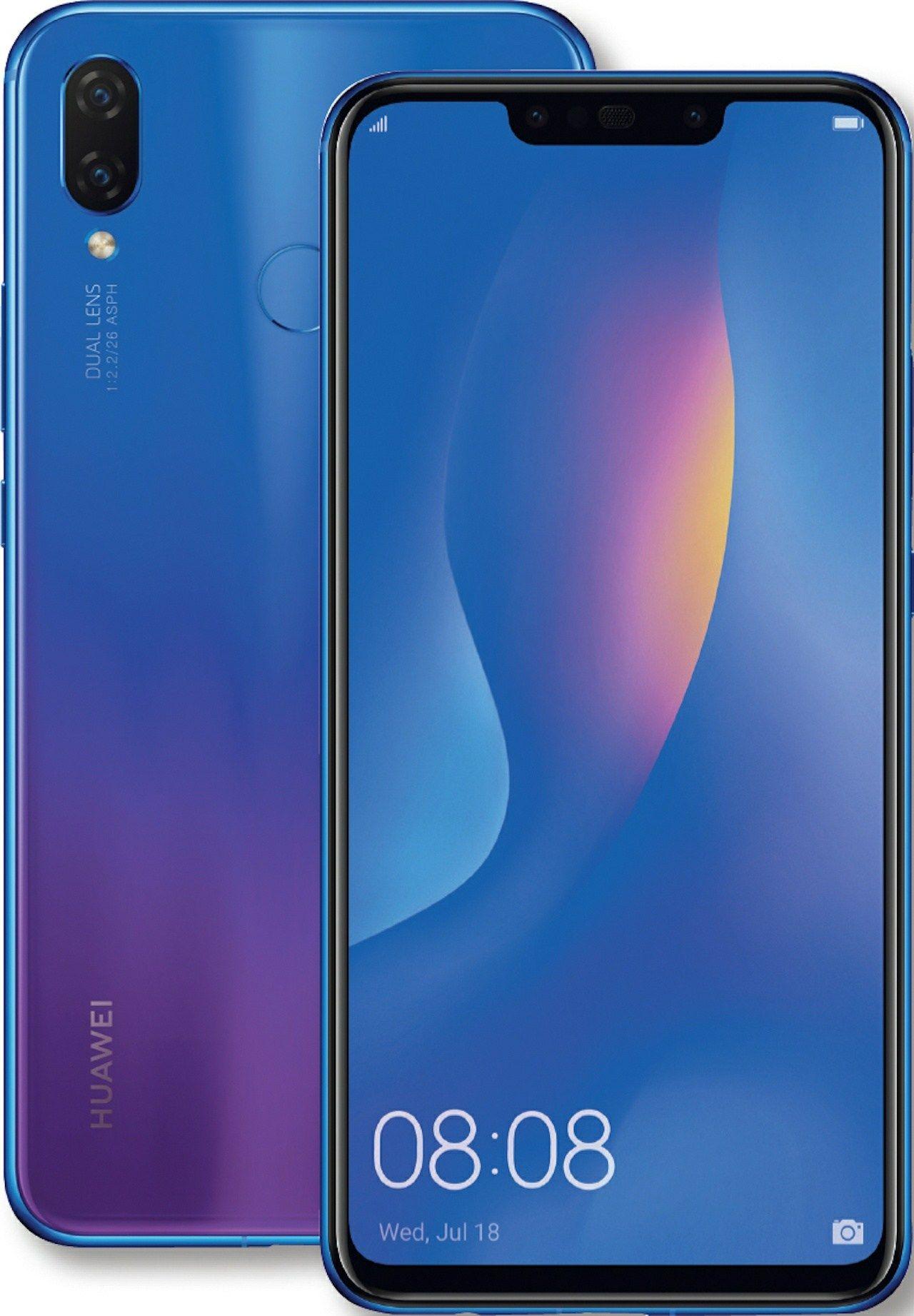 Huawei P Smart 2019 дизайн