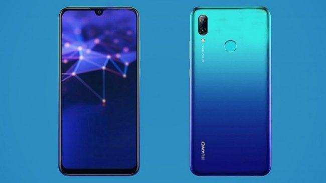 Huawei P Smart 2019 экран