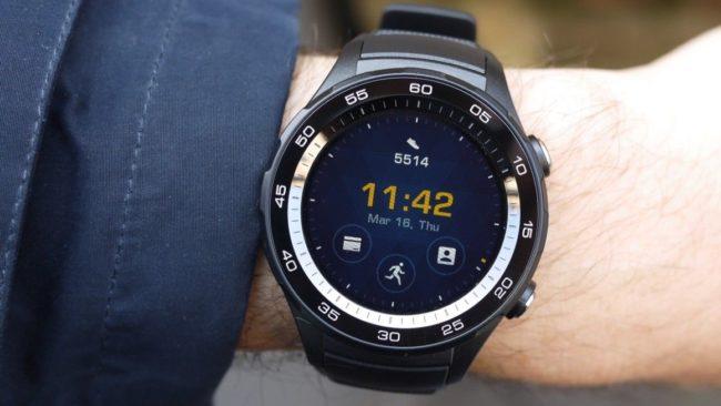 Huawei Watch 2 дизайн