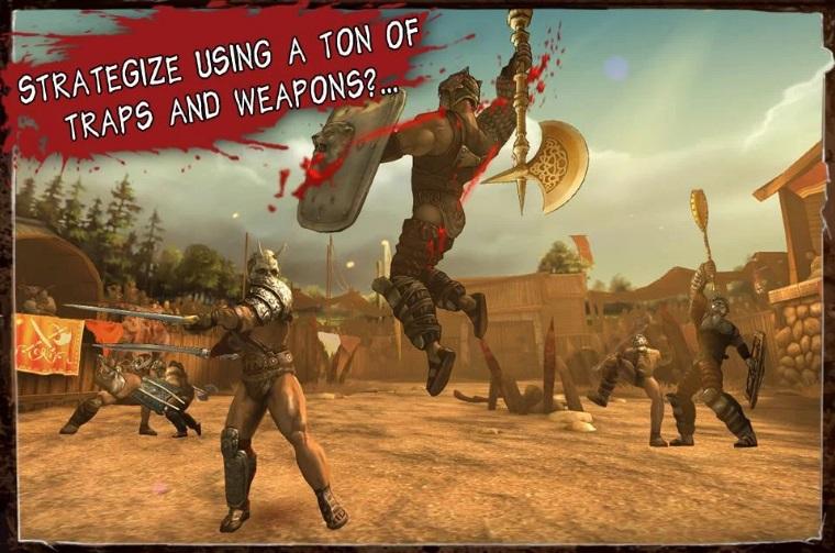 I Gladiator на Андроид