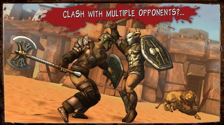 I Gladiator на ПК