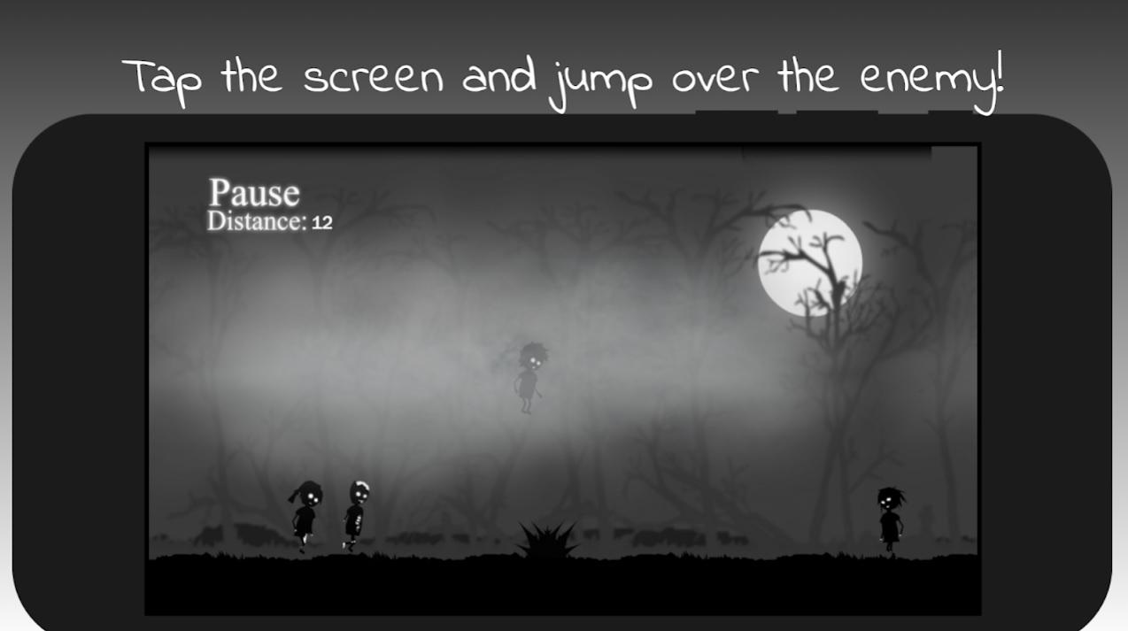 Insomnia: Ominous Scary Dark Run на Андроид