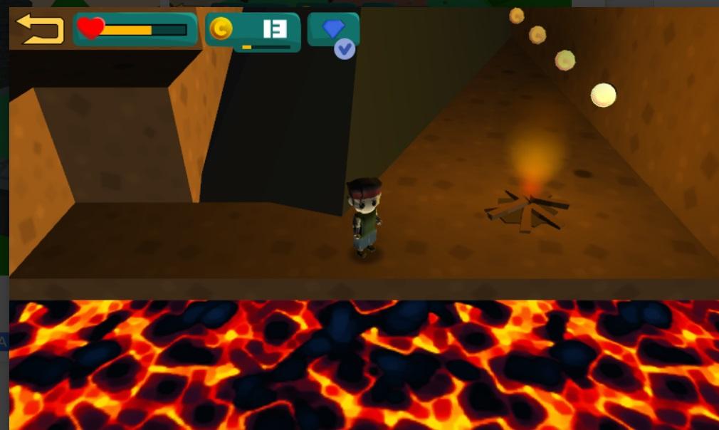 Jabrix Adventure 3D на Андроид