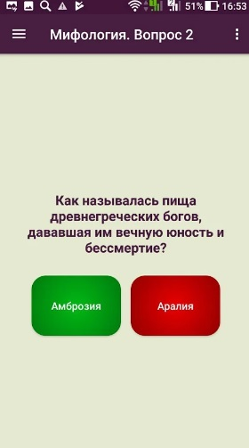 КругозорPro на Андроид