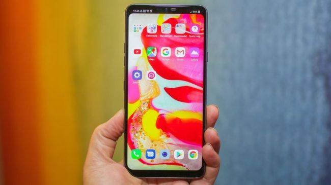 телефон LG G7 ThinQ