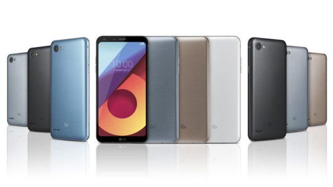 смартфон LG Q6