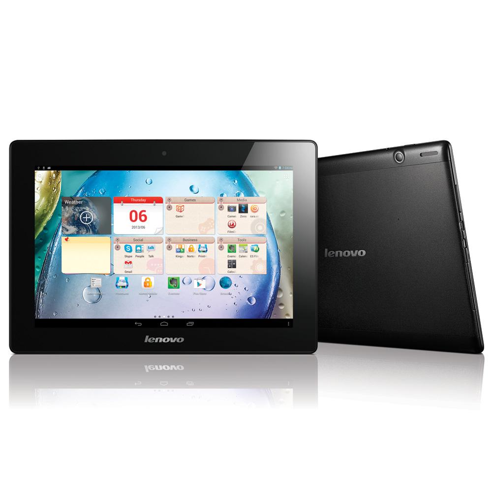 Lenovo IdeaTab S6000 — обзор и видео