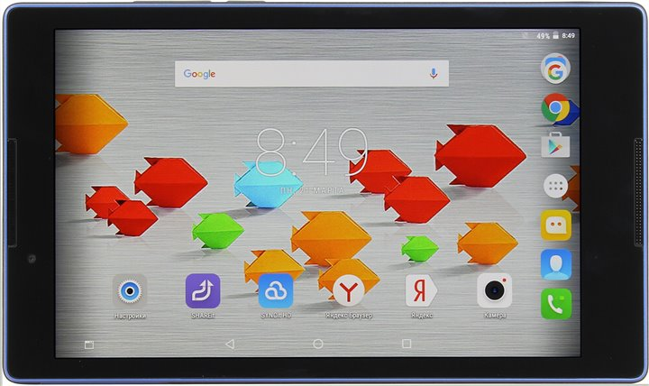 Lenovo Tab 3 TB3-850M 8.0 2GB 16GB LTE обзор