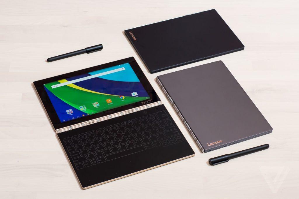 Lenovo Yoga Book YB1-X91L 64GB обзор