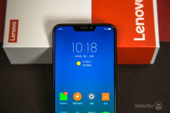 телефон Lenovo Z5