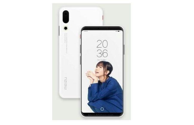 телефон Meizu 16