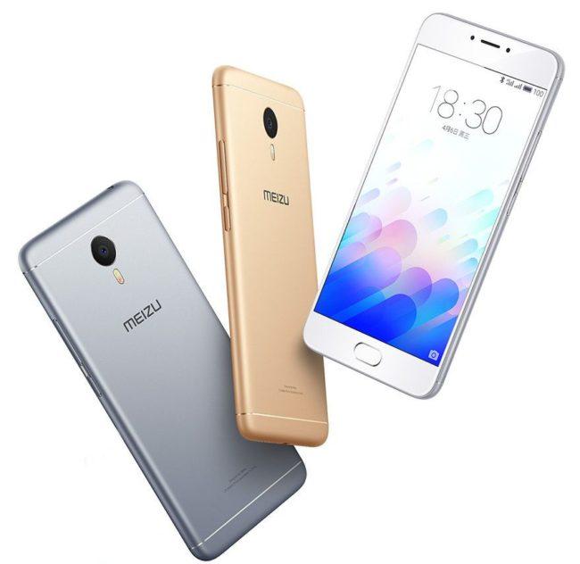 Смартфон Meizu M3 Note 32GB