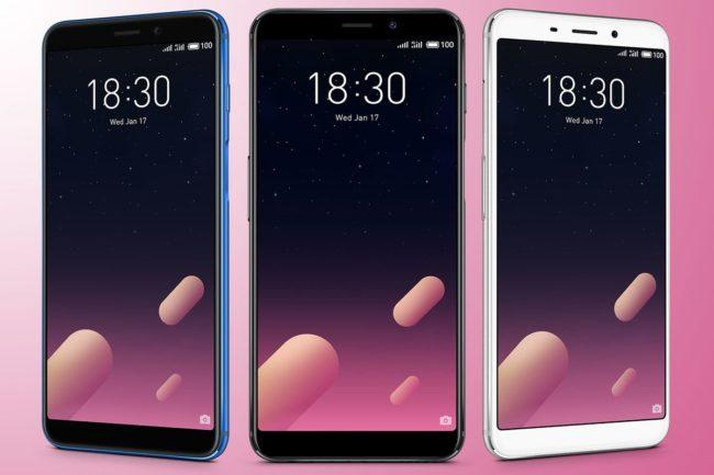 Meizu M6S дисплей